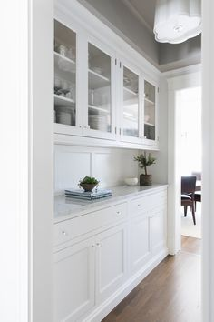 Astonishing Built Kitchen Pantry Design Ideas 20 There are two very important options that should be considered in every large kitchen pantry cabinet design. Kitchen Pantry Design, Kitchen Pantry Cabinets, New Kitchen, Kitchen Dining, Kitchen Decor, Dining Room Cabinets, Kitchen Ideas, Funny Kitchen, Pantry Ideas