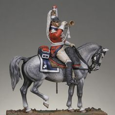 Heavy cavalry : Trumpeter 1st regiment cuirassiers 1809