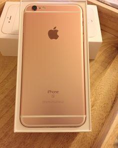 iPhone 6S Plus | Rose Gold   www.culturenoms.com