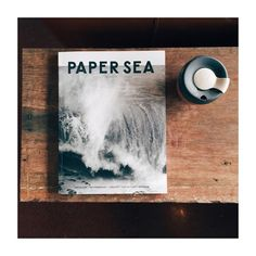 Show us your copy of PSQ10 where it sits and where you take it with #paperseaqrtly thanks for this one @taybritt ! by paperseaqrtly
