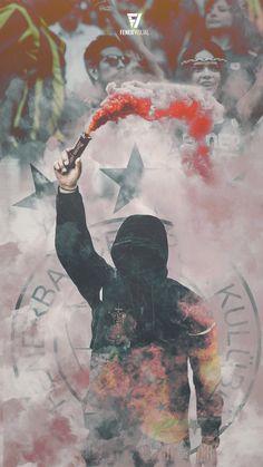 Proud of the kid you're a Fenerlisin duy # football Smoke Wallpaper, Phone Screen Wallpaper, Galaxy Wallpaper, Iphone Wallpaper, Smoke Pictures, Art Pictures, Photos, Ultras Football, Arte Punk