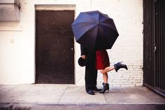 : Singing in the Rain : FEATURED ENGAGEMENTS, Callaway Gable
