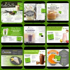 Ultimate ProFIT http://skinnywrapsbyyessi.myitworks. com  This are just a few recipes you can make with our ProFIT. Text me if you're interested in any of the recipes.