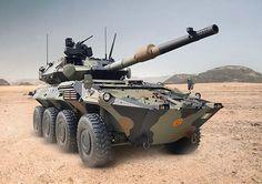 Centauro II 120/45mm