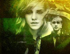 Sorta Fairytale-Dramione Blend by CalCrazy.deviantart.com on @deviantART