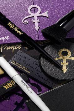 Prince Estate x Urban Decay Collection Kajal Eyeliner, Pencil Eyeliner, Bold Eyeliner, Liquid Highlighter, Urban Decay, Prince Estate, Unforgettable Song, Luminous Makeup, Princes Fashion