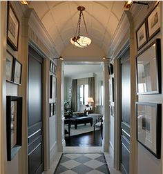Design Chic: gorgeous barrel ceiling