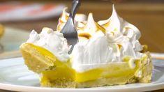 Lemon Pie Facil, Lemon Pie Receta, Tiramisu, Pudding, Diet, Desserts, Recipes, Food, Instagram
