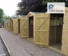 Solid Sheds, Outdoor Structures, Products, Gadget