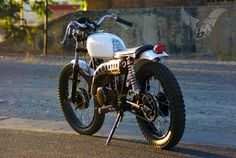 streetfighters, choppers, cafe racers, ARE DEAD its all about street trackers and flat trackers