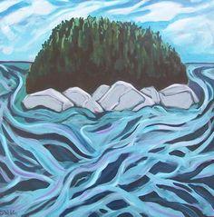 Ocean Weave by Sarah Wilde