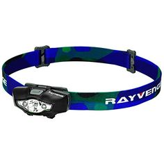 Headlamp Rayvenge T1A Compact CREE XPE LED Light with Red LightPortable Bag 115Lumen 114Meter Single AA Battery 6 Light Modes Best Headlight Black ** Click image to review more details.