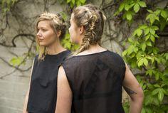 Lookbook - Mori Collective   Picture: www.ainohuotari.com   Hair: Luomus Helsinki   Models: Eija & Tuuli