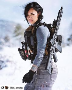 So frosty #Repost @alex_zedra @claytonhaugen <-- killing it! So worth getting the stage before frost bite. #janewick @mcleancorp_usa sling @falkor.defense 223
