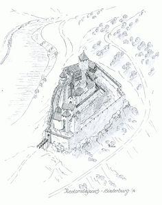 Hinterburg, Neckarsteinach, Hessen