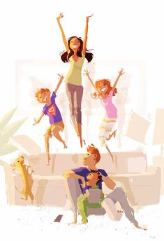 Pascal Campion. Morning Calisthentics.