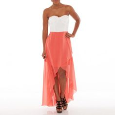 Spring or beach party dress! :) ❤