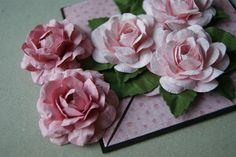 Joanna: Jak zrobić różyczkę III / How to make a rose III