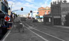 #tbt throwback thursday, History Alive - Dominion Rd