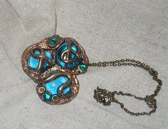 Mystical Pendant by Grandmaspleasures on Etsy, $10.00