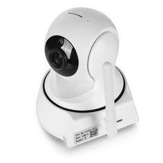 מצלמת IP מתקדמת עם אפשרות שליטה וצפייה מהטלפון הנייד