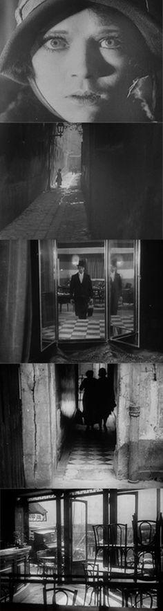 Menilmontant. 1926. love this film!