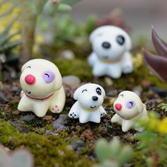 1Pcs Cute Dog DIY Resin Fairy Garden Craft Decoration Miniature Micro Terrarium Gift KT0250-in Garden Ornaments from Home & Garden on Aliexpress.com | Alibaba Group
