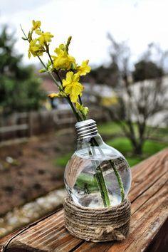 Encha sua vida de flores - DIY ~ ARQUITETANDO IDEIAS