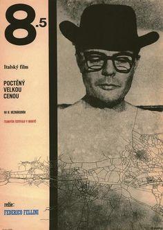 Federico Fellini.  8½ (1963)