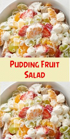 Pudding fruit salad salad recipes recipes - Food & Recipes recipes for grilling The Effective Pictures We Offer You About coffee pudding recipes A quality picture can Betty Crocker, Fluff Desserts, Grill Dessert, Dessert Salads, Jello Recipes, Fruit Salad Recipes, Jello Salads, Pudding Recipes, Creamy Fruit Salads