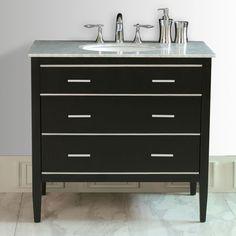 """36"""" Whitney Single Sink Vanity Set"""