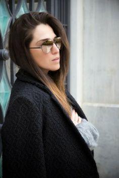 Enter the world of luxury eyewear Mirrored Sunglasses, Sunglasses Women, Linda Farrow, Eyewear, Lenses, Personal Style, Bubbles, Elegant, Luxury