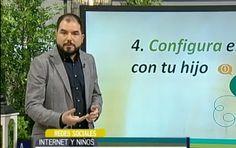 """Dando consejos para proteger a los niños en Redes Sociales en """"A punto con La 2"""""""