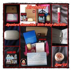 Birchbox - Junio 2012