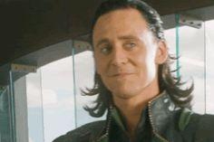 (gif) Dat Loki wink
