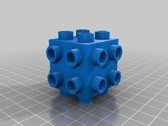 Lego duplo by ADN_NMX - Thingiverse