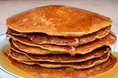 Butternut Squash & Buttermilk Pancakes