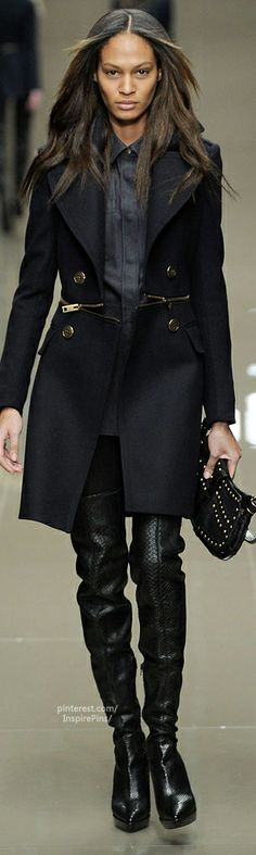 Ready-to-Wear Burberry Prorsum @Ally Squires Squires Squires Douglas  Yes.