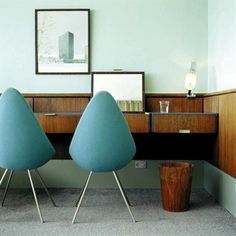 Radisson SAS Royal Hotel Copenhagen  Arne Jacobsen - 1955