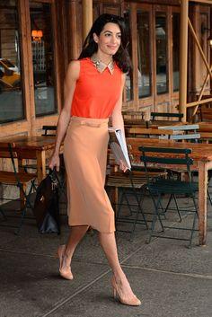 Dit zijn de mooiste outfits van Amal Clooney- HarpersBAZAARNL