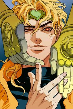 Dio | The World | Jojo's Bizarre Adventure | Stardust Crusaders