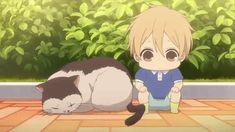 Discover & share this Anime GIF with everyone you know. GIPHY is how you search, share, discover, and create GIFs. Anime Bebe, All Anime, Manga Anime, Kawaii Chibi, Kawaii Anime, Anime Trap, Amaama To Inazuma, Anime Bleach, Sanrio Danshi
