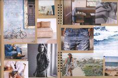 Personal design sketchbook