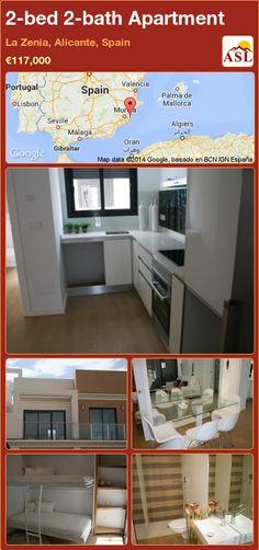 2-bed 2-bath Apartment in La Zenia, Alicante, Spain ►€117,000 #PropertyForSaleInSpain