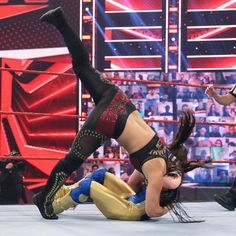 The must-see images of Raw, June 28, 2021: photos | WWE Drew Mcintyre, Aj Styles, Wwe Photos, See Images, Professional Wrestling, Superstar, June, The Incredibles