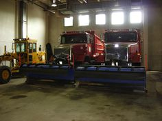 Park Ridge, Il Autocar Snow Plows | Flickr - Photo Sharing!