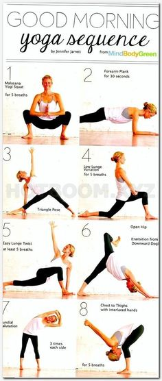 Good Morning Yoga Sequence happiness morning fitness how to exercise yoga health., Good Morning Yoga Sequence happiness morning fitness how to exercise yoga health. Good Morning Yoga Sequence happiness morning fitness how to exerci. Fitness Workouts, At Home Workouts, Workout Routines, Fitness Plan, Ab Workouts, Workout Plans, Easy Fitness, Workout Exercises, Workout Tips