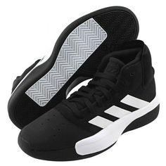 adidas Pro Adversary 2019 Men's Basketball Shoes Black Bounce NBA NWT BB7806  #adidas #BasketballShoes