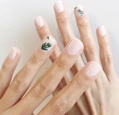 50 of the Best Spring Nail Art for 2019 FavNailArt com is part of Minimalist nails - Looking for the Best Spring Nail Art No problem! Today we have 50 of the Best Spring Nail Art for Minimalist Nails, Nude Nails, My Nails, Polish Nails, Nail Polish Trends, Uv Gel Nails, Nail Nail, Coffin Nails, Diy Maquillage