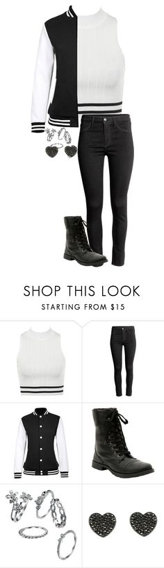 """""""Untitled #800"""" by audett99 ❤ liked on Polyvore featuring Hot Topic"""